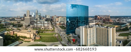 Indianapolis Drone View