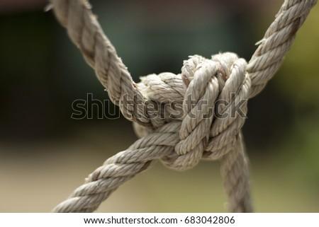 Knitting rope #683042806