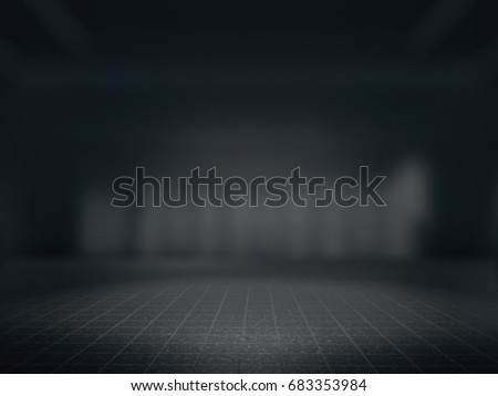 Product showcase spotlight background,.3D rendering #683353984