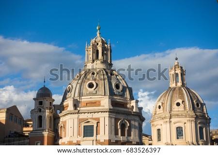 Piazza Venetia - Amazing Rome, Italy #683526397