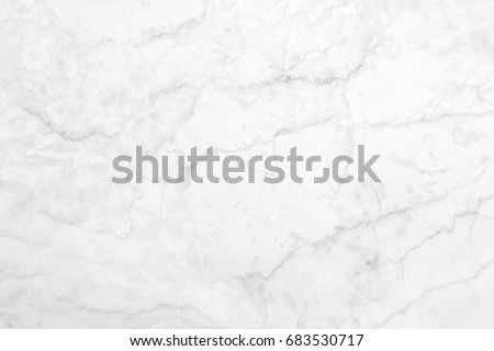 Abstract white marble texture background High resolution or design art work. #683530717
