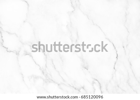 White marble texture with natural pattern for background #685120096