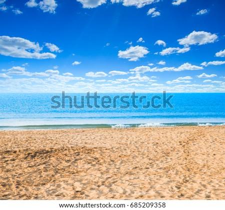 Beach background #685209358