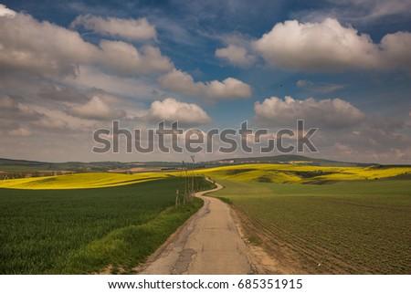 Moravian Fields #685351915