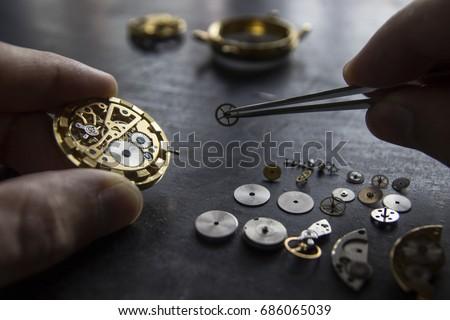 Watch repairs #686065039