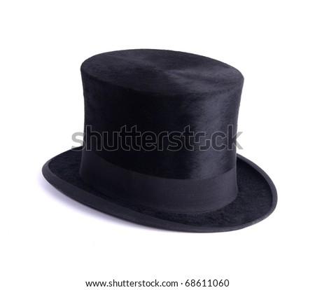 chapeau claque #68611060