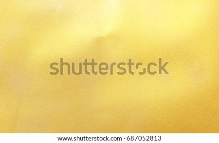 Gold background or texture and gradients shadow #687052813