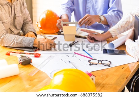 Architect Design Project Meeting Discussion Concept #688375582