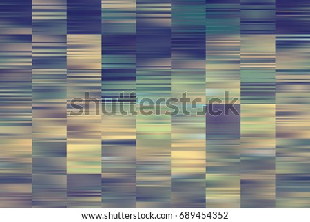 abstract vintage background with mosaic. illustration digital. #689454352