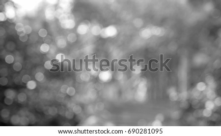 White bokeh background black #690281095