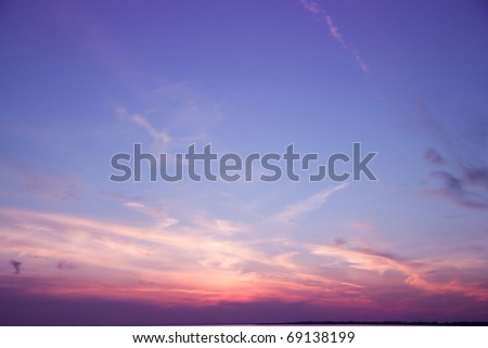 Background Clouds Fantasy #69138199