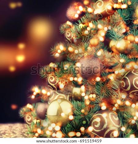 Christmas tree #691519459