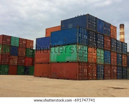 Container block #691747741