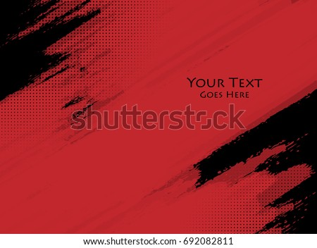 bright grungy background. Colorful scratched template. Texture and elements for design. Eps10 Royalty-Free Stock Photo #692082811