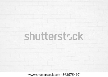 Brick Wall White Texture And Background #693575497