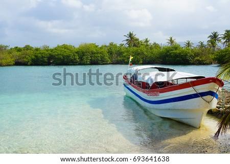 San Blas Islands in Panama #693641638