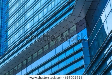 detail glass building background  #695029396
