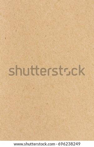 Brown cardboard sheet of paper background #696238249