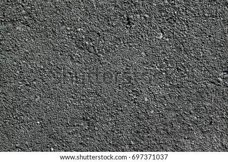 Asphalt texture, road texture Royalty-Free Stock Photo #697371037