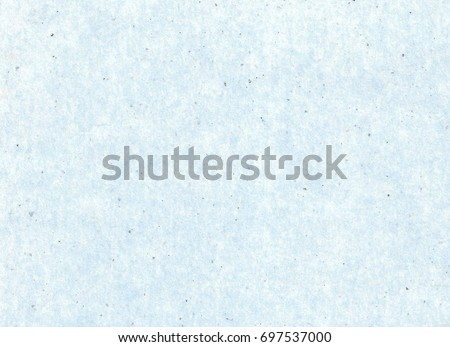 light blue korean traditional paper with small dots.