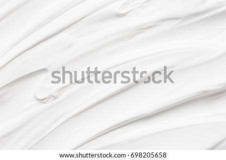 White texture of cream background Royalty-Free Stock Photo #698205658