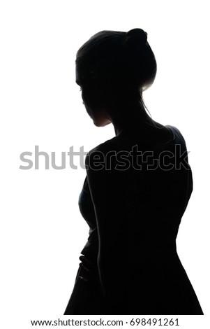 silhouette #698491261