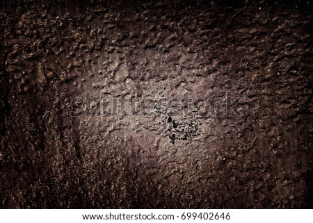 Metal texture with scratches and cracks #699402646
