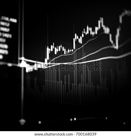 Financial accounting of profit summary graphs analysis. The business plan at the meeting and analyze financial numbers to view the performance of the company. #700168039