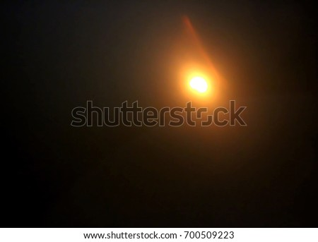 Sun about to Eclipse, Roseburg, Oregon #700509223