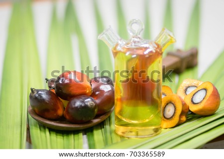 Palm Oil #703365589