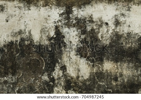 Old concrete for the background #704987245