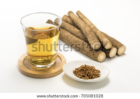 Burdock tea #705081028