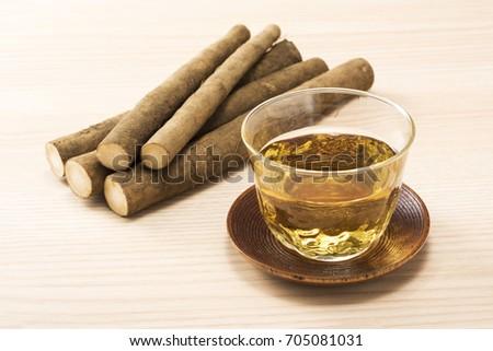 Burdock tea #705081031