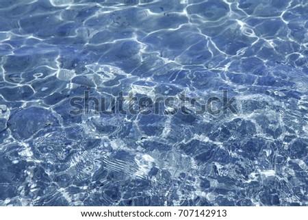 Water Texture #707142913