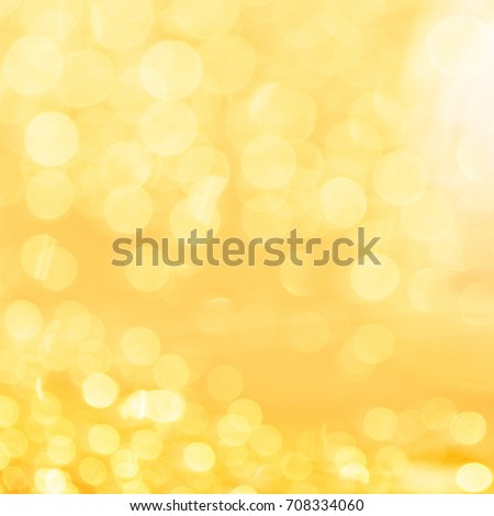 Glitter background yellow gold abstract #708334060