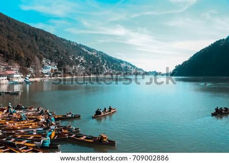 Nainital Lake. #709002886