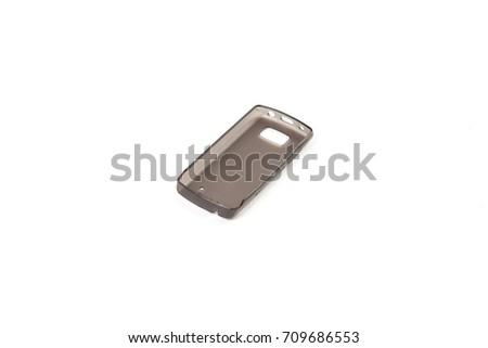 Phone case isolated on white background  #709686553