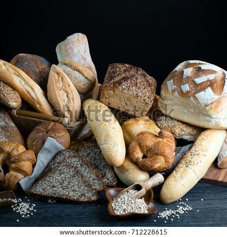 Bread. #712228615