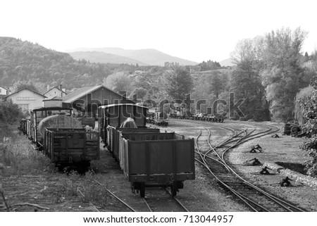 Former railway track #713044957