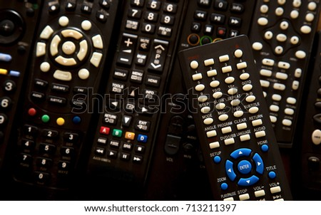 remote control made for comfortable #713211397