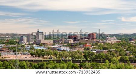 Downtown Colorado Springs #713932435