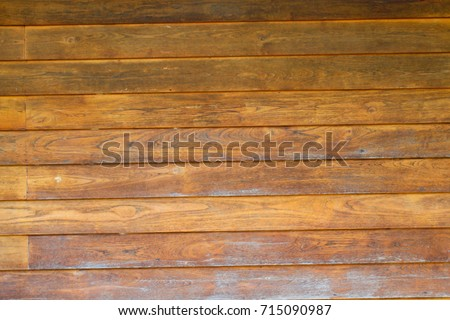 Brown wooden floor background texture #715090987