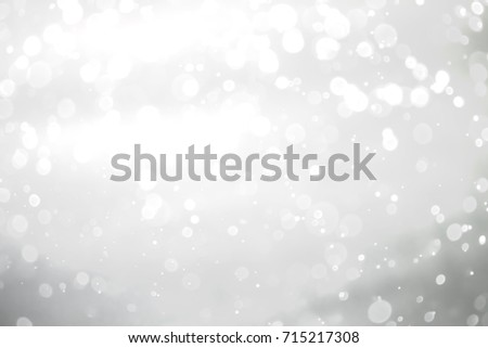 gray bokeh abstract background #715217308