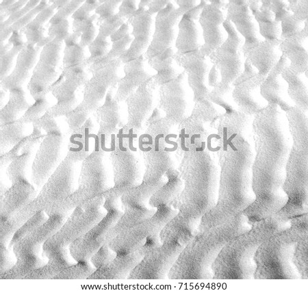 abstract texture line wave in oman the old desert  and the empty quarter  #715694890