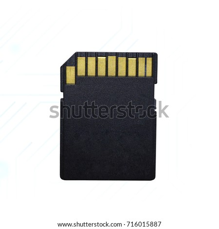 SD Memory Card  Electronic equipment use for DSLR Camera fast data transfer