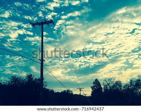 Power Lines #716942437