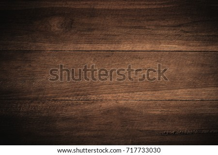 Old grunge dark textured wooden background,The surface of the old brown wood texture #717733030