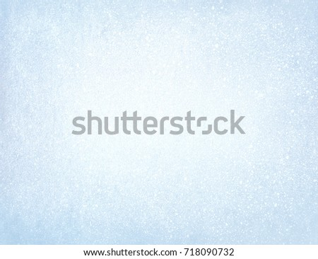 Frost texture iced surface - Winter material #718090732