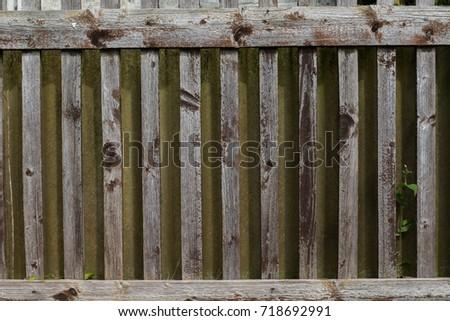Wooden Fences #718692991