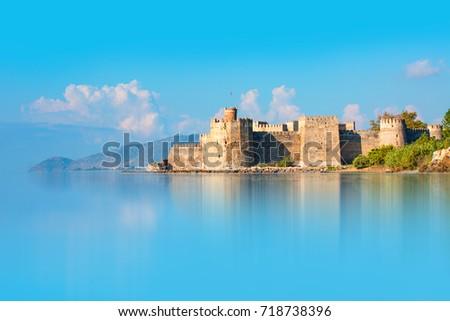 Mamure Castle , Anamur Turkey #718738396